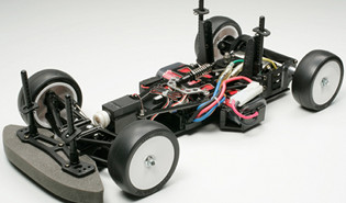 Tamiya 58367 F103GT Direct Drive 2WD Touring Car Chassis