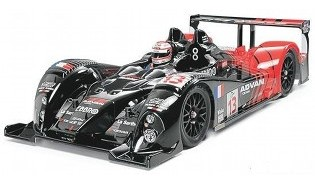 Tamiya 58376 Advance Courage LC70 Mugen