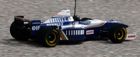 Tamiya 58179 Williams FW18
