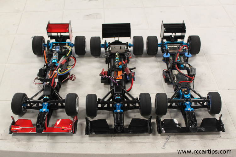 Most Expensive Car In The World >> Tamiya F104 Pro version 2 - Review